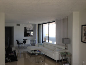 ***BEAUTIFUL  MIAMI BEACH CONDO FOR RENT WITH AMAZING VIEW ***