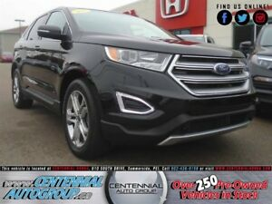 Ford Edge AWD Titanium | 3.5L | V6 | Navi | Bluetooth 2015