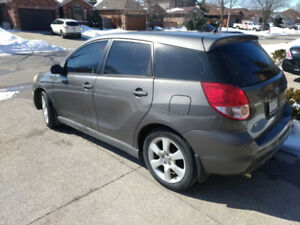 2004 Toyota Matrix XR Wagon