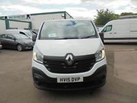 Renault Trafic Ll29dci 115 Business Van DIESEL MANUAL WHITE (2015)