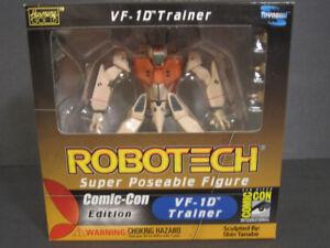 VF-1D Trainer Super Poseable Figure (Comic Con Exclusive)