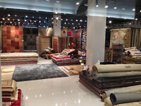 Variety of carpets,Variety of prices in Mondial , Place Vertu