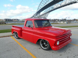 1966 chevy c10 step side pro street pro tour