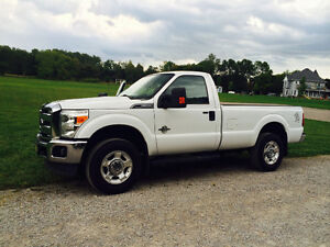 2012 Ford F-250 XLT Coupe (2 door)