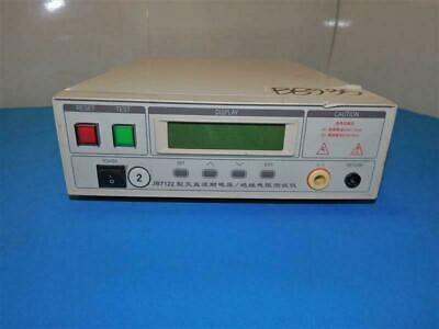 Jb7122 Ac-dc High Voltage Insulation Resistance Tester