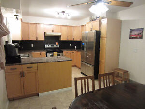 Furnished House with Suite in HUDSON'S HOPE – AVAIL NOW