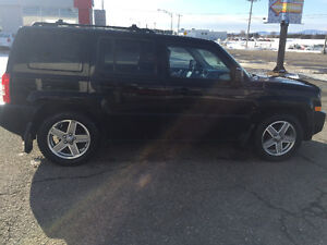 2007 Jeep Patriot Berline