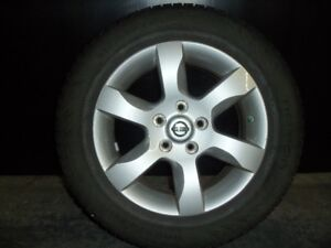 Nissan Altima Factory Alloy Wheels