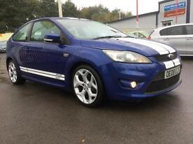 08 Ford Focus 2.5 ST 225 low milage (new shape)