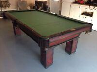 Pool table,rack m up!!!