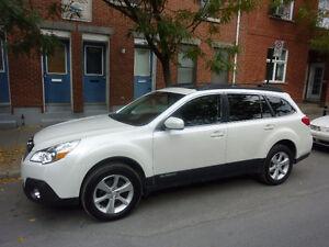 2013 Subaru Outback Limited Familiale
