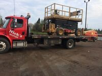 06 Freightliner m2 tow truck flatbed