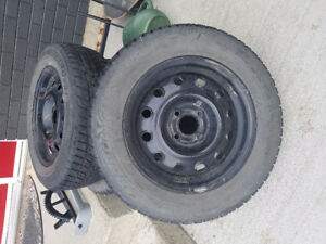 Winter Tires/Rims for Aveo (and others)