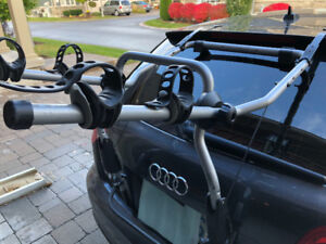 Trunk Bike Rack: Thule ClipOn 9103