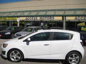 2012 Chevrolet Sonic, Auto,  Sunroof, Fully Loaded, Quick Sale
