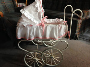 Little Girl's Pram