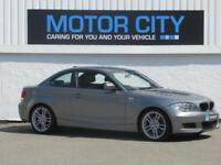 2011 BMW 1 SERIES 123D M SPORT COUPE DIESEL
