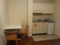 Montreal, StudioMeuble,Furnished ,Downtown,Metro Berri-UQAM