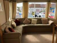 Wheelchair Friendly Quality Caravan with Stunning Views in Morecambe Lancashire