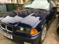 1995 BMW 3 Series 328i 2dr Auto SALOON Petrol Automatic