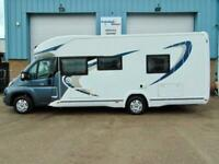 Chausson Welcome 737 Automatic with just 24,000 miles from new DIESEL 2016/16