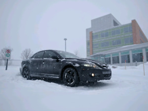 Mazdaspeed 6 AWD Manual 274hp - Winter is coming!