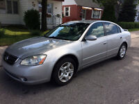 2003 Nissan Altima Sedan Excellent Mechanic and Clean
