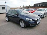 2014 14 VOLVO V40 1.6 D2 CROSS COUNTRY LUX 5D AUTO 113 BHP DIESEL