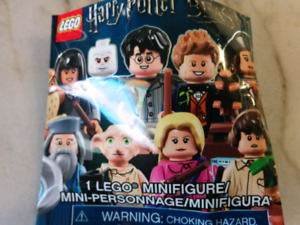 17 different harry potter cmf minifigures