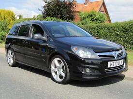 2010 Vauxhall Astra 1.9 CDTi 16V SRi [150] 5dr [Exterior Pack] TURBO DIESEL E...