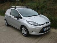 2011 11 Ford Fiesta 1.6TDCi 95PS Stage V II 2011MY ECOnetic Van