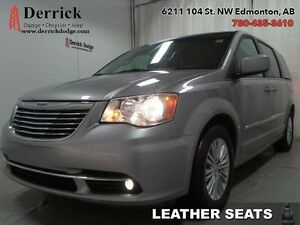 2016 Chrysler Town Country Used Touring-L Leather Seats $144 B/W