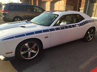 2011 Dodge Challenger Coupe (2 door) inaugural