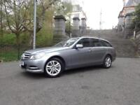 2014 Mercedes-Benz C Class 2.1 C220 CDI SE (Executive) 7G-Tronic Plus 5dr