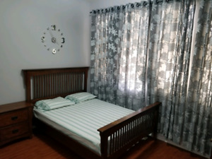 One bedroom near Mavis and steeles only for girl