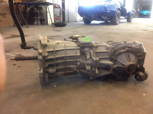 Z06 C5 05 Corvette Transmission WITH Rear Differential