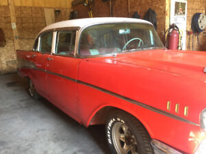Selling a 1957 CHEVY