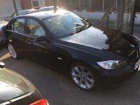 BMW 3 SERIES 320d SE (black) 2005