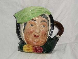 Royal Doulton Toby mug Cornwall Ontario image 1