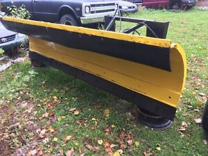 10' plow with trip edge