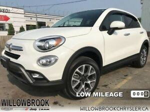 2016 Fiat 500X Trekking  - Low Mileage