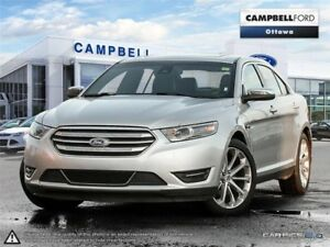2017 Ford Taurus Limited AWD-LEATHER-POWER ROOF-NAV-SALE PRICE
