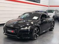 2017 Audi TT 1.8 TFSI Black Edition 3dr