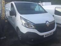 2015 64 RENAULT TRAFFIC 1.6dCi LL29 115 Business SAT-NAV AIR-CON EX- DEMO VAN