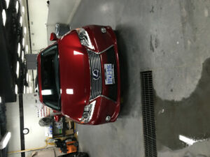 2013 Lexus ES300H Red in good condition