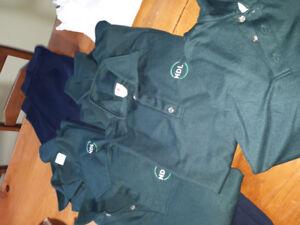 Vêtements pour uniformes Notre-Dame-de-Lourdes (NDL).