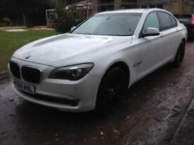 BMW 730 3.0TD AUTO D SE *SATNAV*NIGHT VISION*SOFT DOOR CLOSURE*LOADS OF EXTRAS