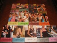 13 GOSSIP GIRLS SOFT COVER BOOKS