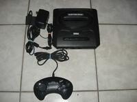 Sega Genesis Systems Complete w/1 Controller!