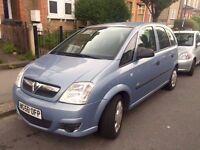 Vauxhall Meriva 2007 1.4 Excellent Car